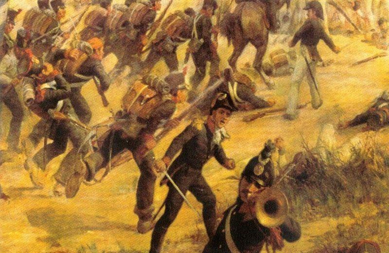 24 De Mayo De 1822 Batalla De Independencia De Ecuador
