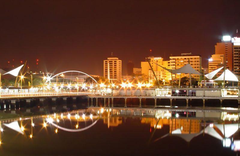 El puente guayaquil the bridge night club - 1 7