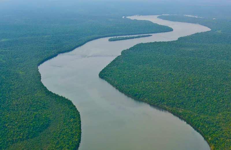 Fotos del rio amazonas en ecuador 55